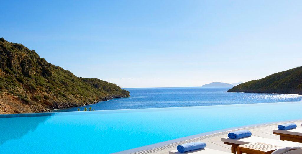Daios Cove Luxury Resort & Villas te da la bienvenida a Creta