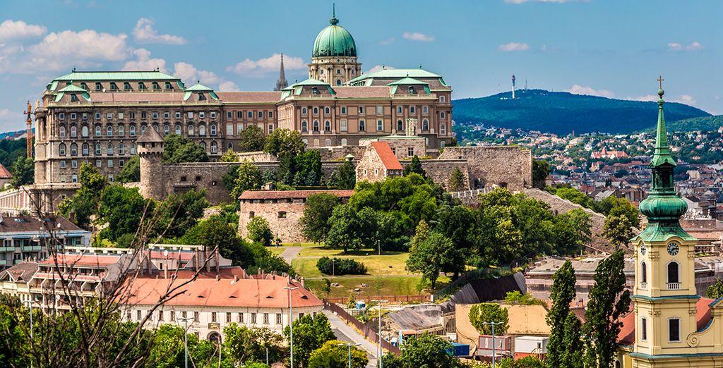 Budapest, ven a conocer una ciudad sin igual