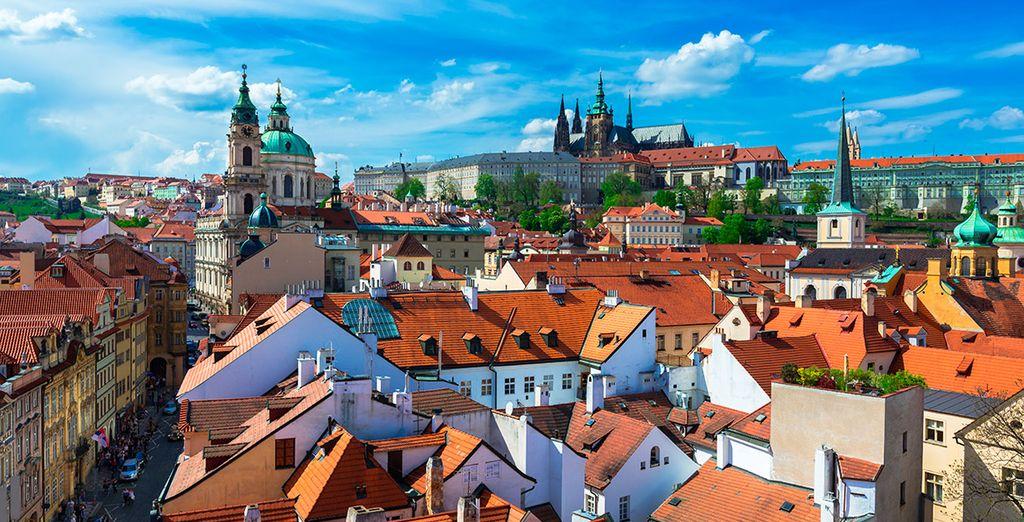 Descubre Praga, una ciudad de ambiente medieval que te hará retroceder en el tiempo