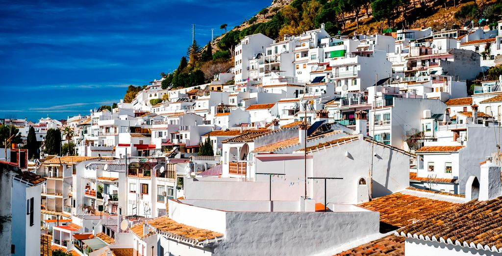 Mijas Pueblo es uno de los mejores ejemplos de