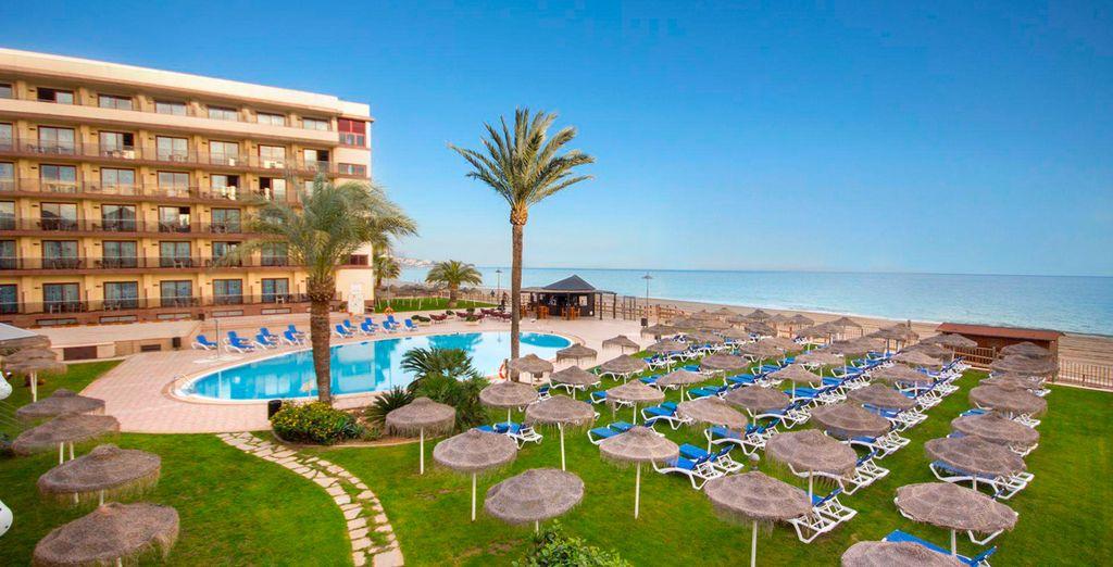 El célebre VIK Gran Hotel Costa del Sol 4*