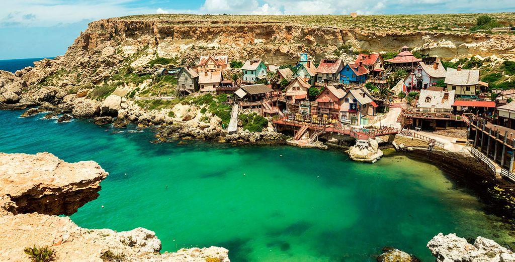 Y explora cada rincón de Malta
