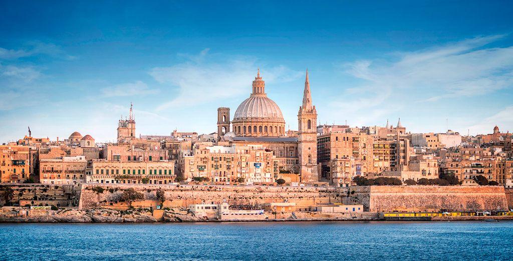 Malta te encantará