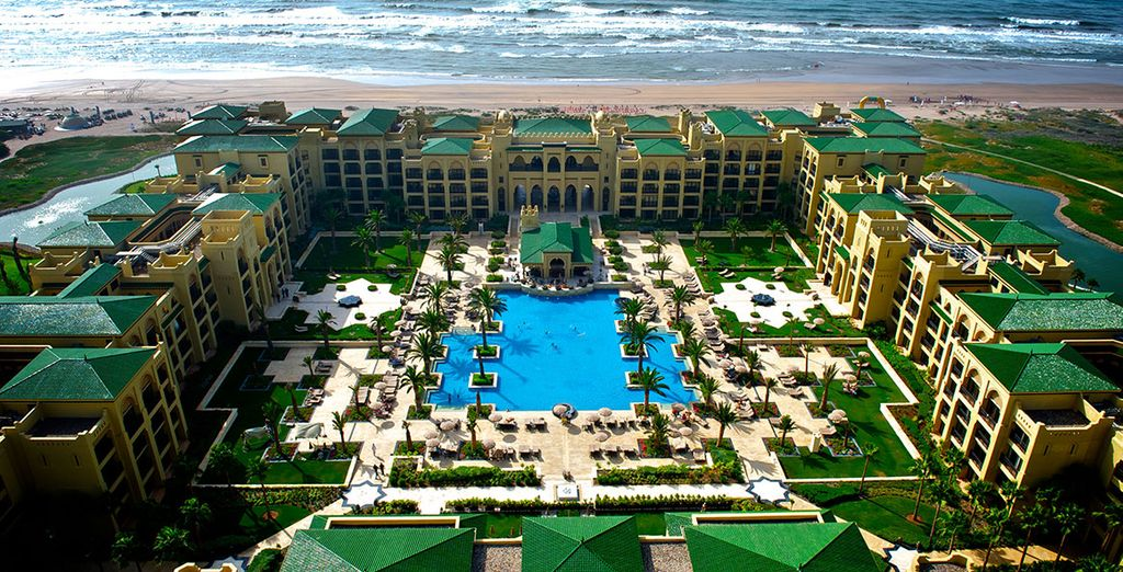 Disfruta de este maravilloso hotel