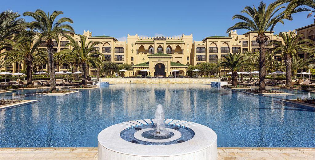 Bienvenido al hotel Mazagan Beach & Golf Resort 5*