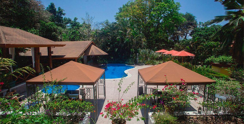 Hotel Playa Espadilla 3*, en Manuel Antonio