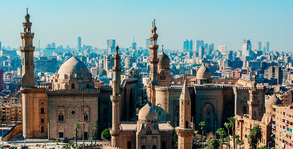 Descubre El Cairo