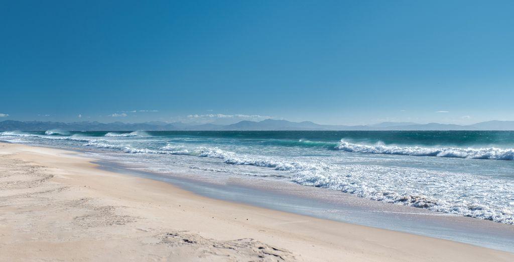 Sácale el máximo partido a la costa gaditana