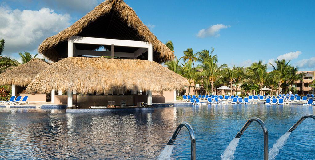 Un oasis perfecto para divertirse, y también para relajarse y desconectar