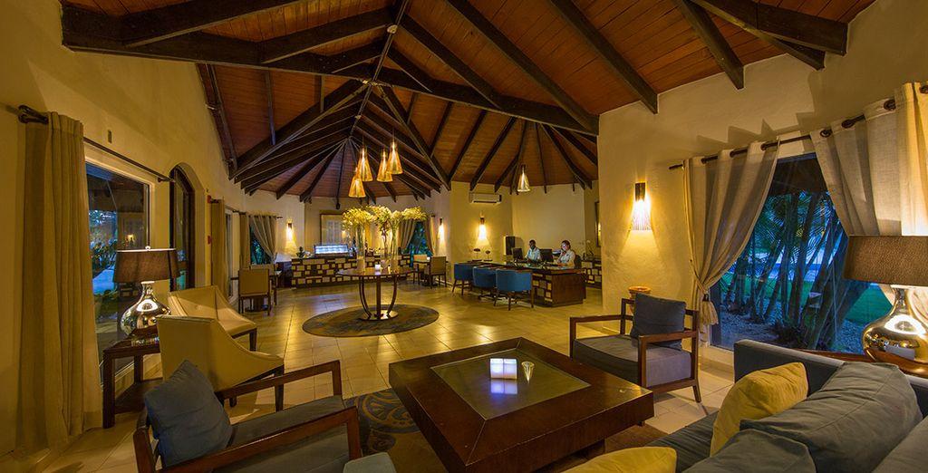 Elige la opción Premium Diamond Club y disfruta de acceso al Diamond Club Lounge