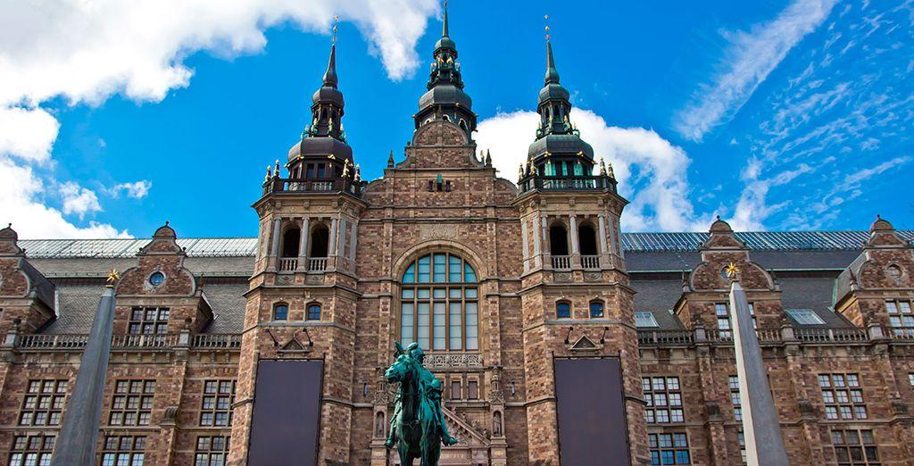 Nordic Museum de Estocolmo