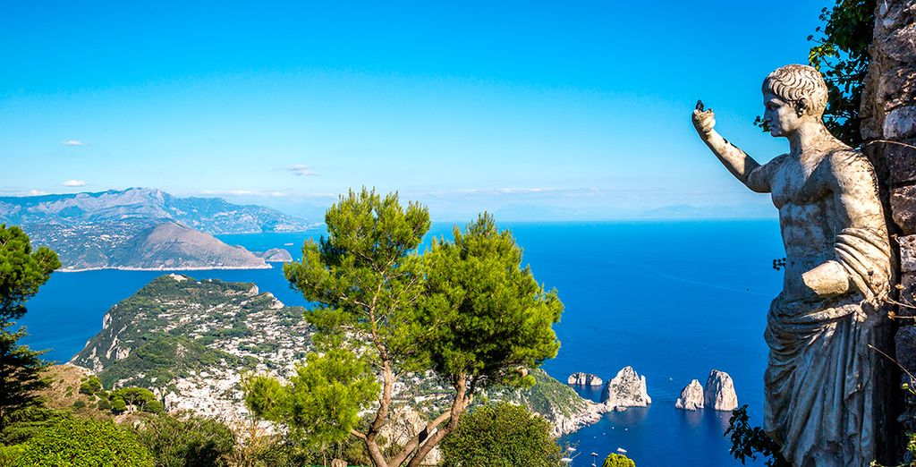 La Costa Amalfitana te robará el corazón