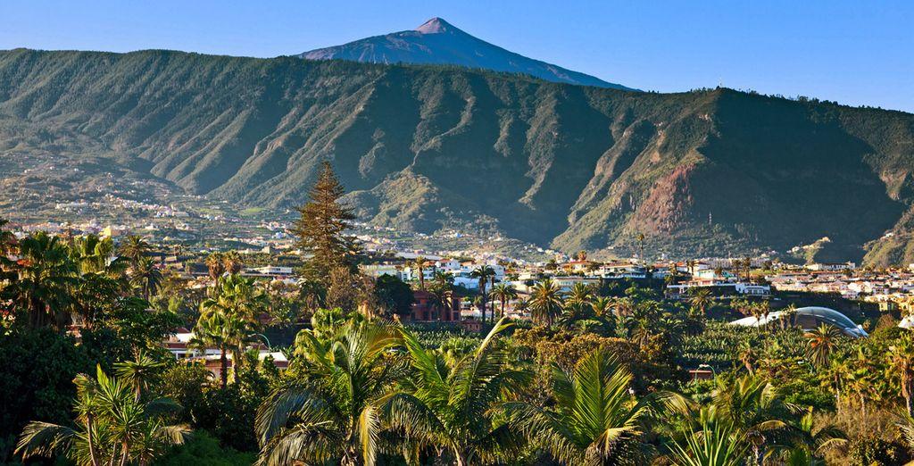 Tenerife, una isla llena de magia
