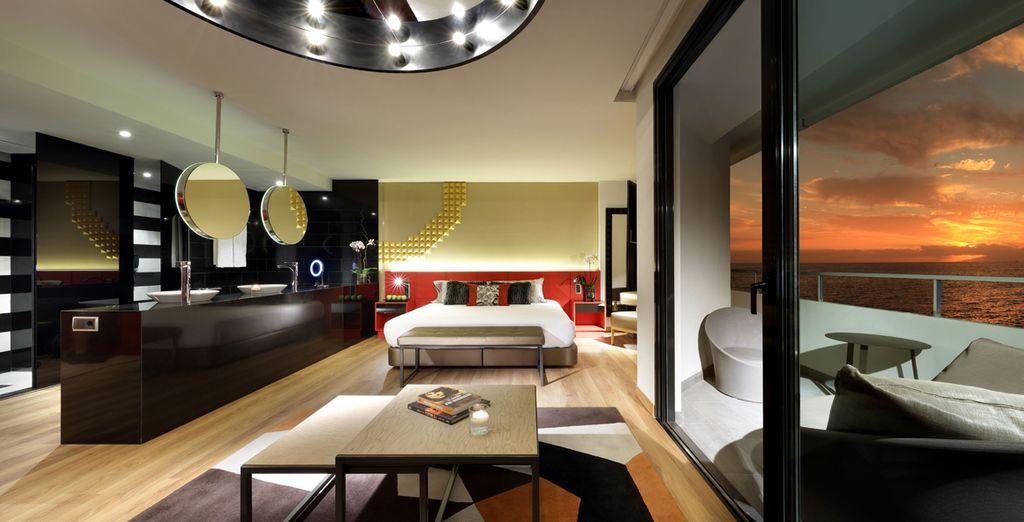 Bienvenido a Hard Rock Hotel Tenerife 5*