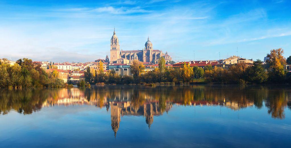 Enamórate de la preciosa Salamanca