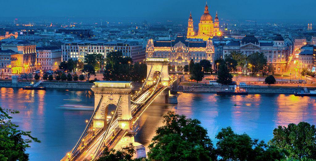 Conoce Budapest, también conocida como