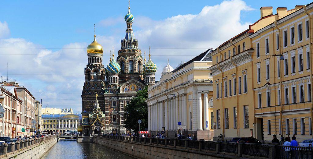 Conoce San Petersburgo