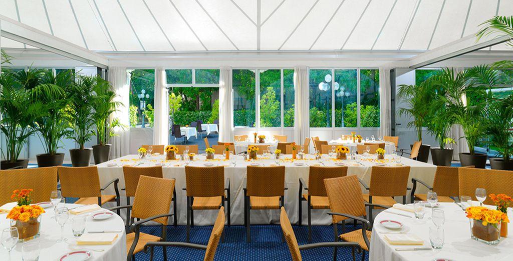 Opiniones - Sheraton Roma Hotel 4* & Conference Center - Voyage Privé