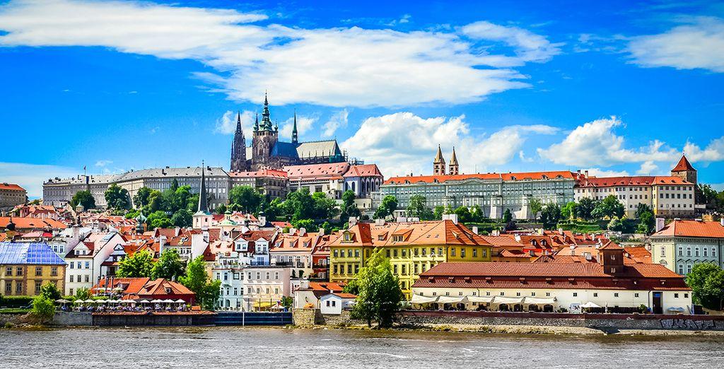 Praga es una ciudad de cuento