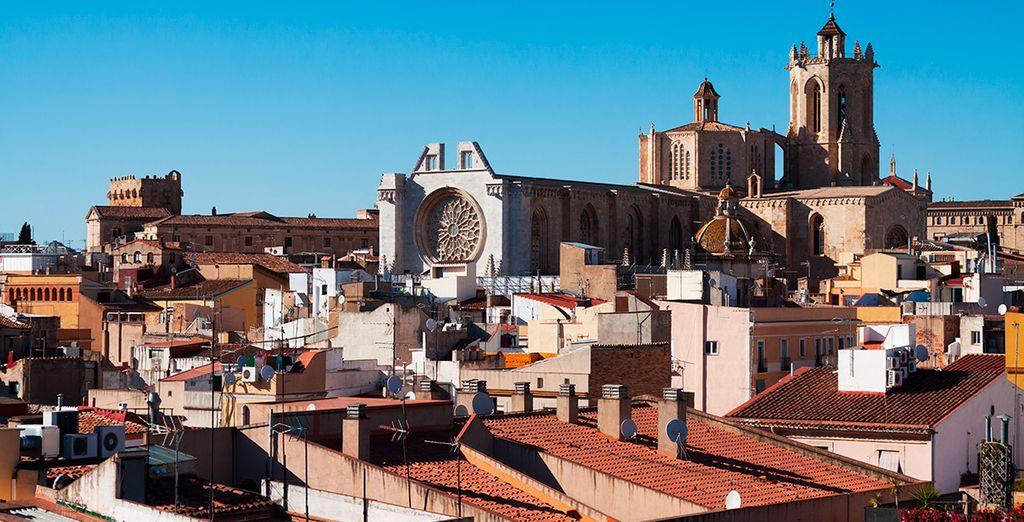 Escapada romántica en Cataluña