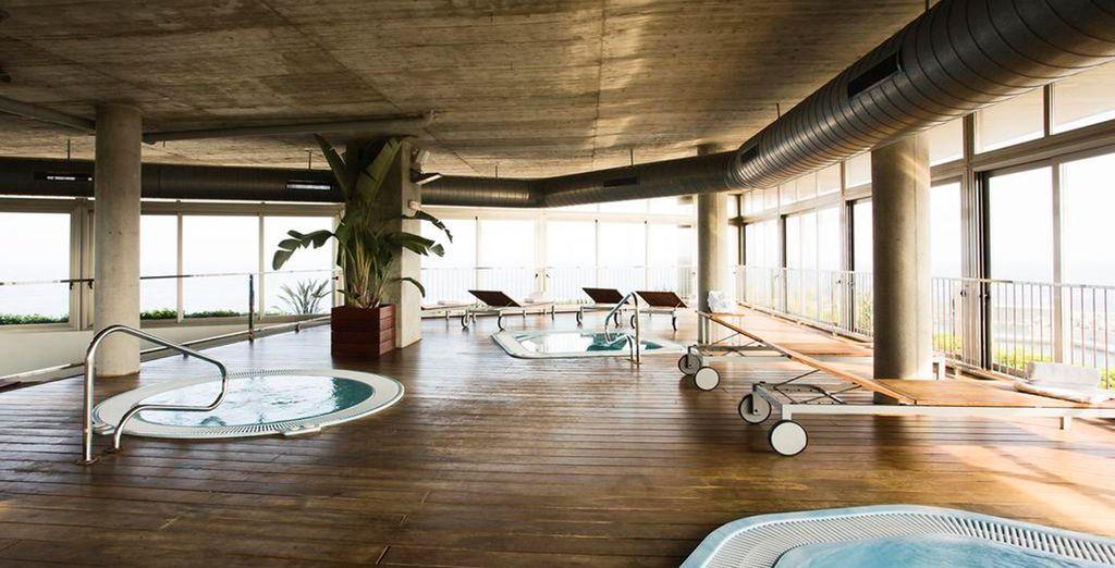 Hoteles con spa en Murcia
