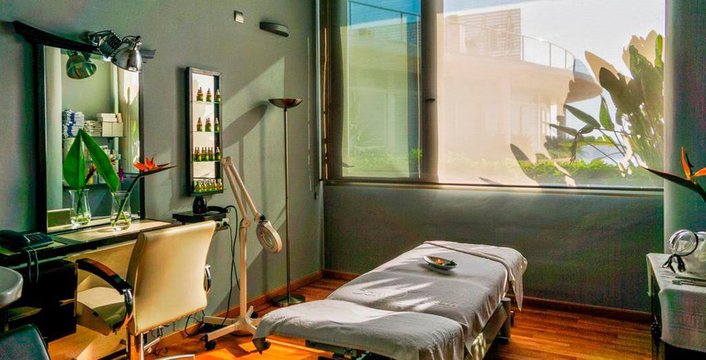 Hoteles con spa en Murcia - Masajes