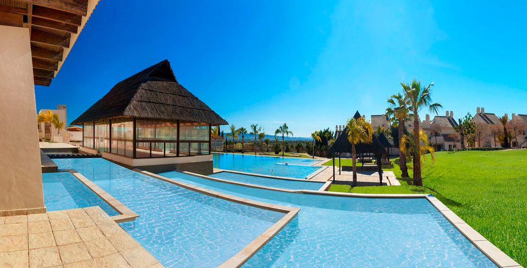 Hacienda del Álamo Golf & Spa Resort 4* Cartagena