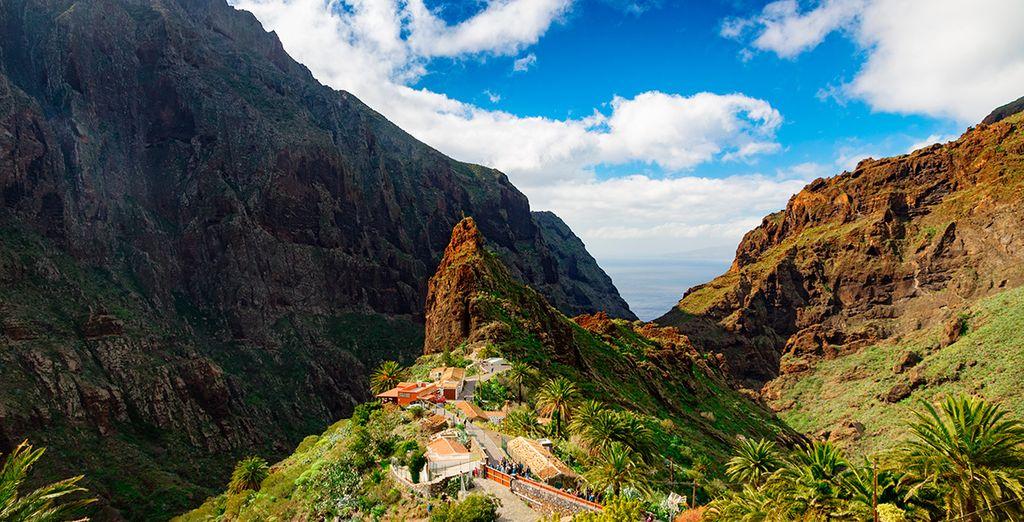 Último minuto en Tenerife - Los pueblos