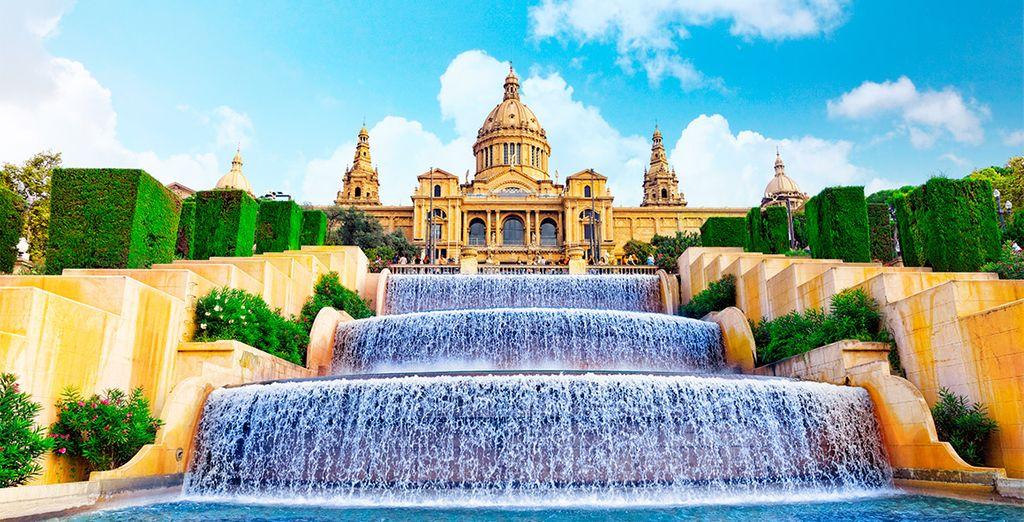 Viajes en Cataluña en Barcelona