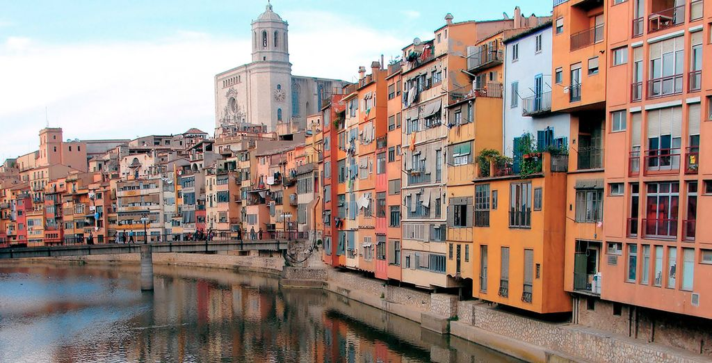 Viajes en Cataluña - Pueblos - Girona
