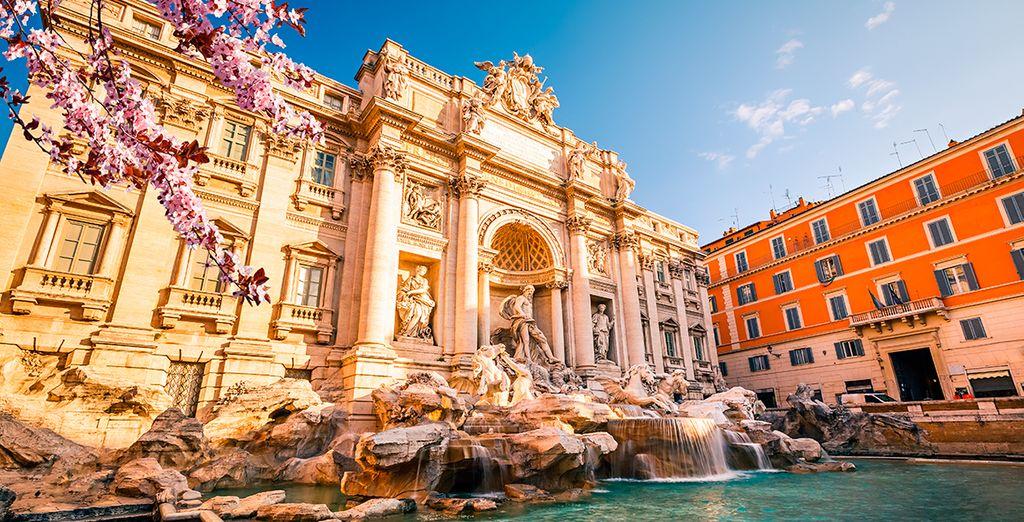 Última hora a Roma