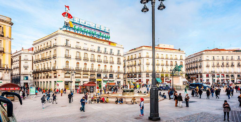 Guía de Viaje Madrid consejos prácticos