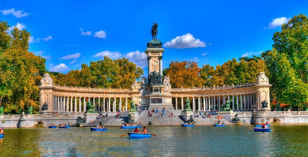 Guía de Viaje Madrid - Top Actividades