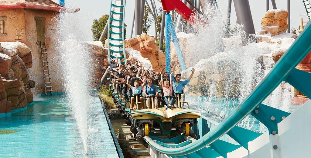 PortAventura World ofertas con entradas