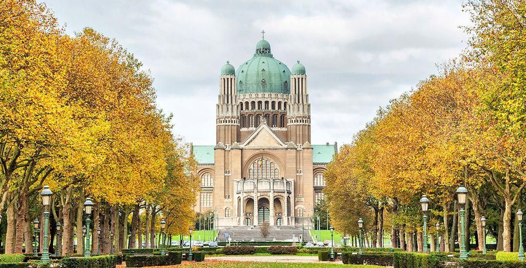 Los mejores hoteles para un viaje a Bruselas