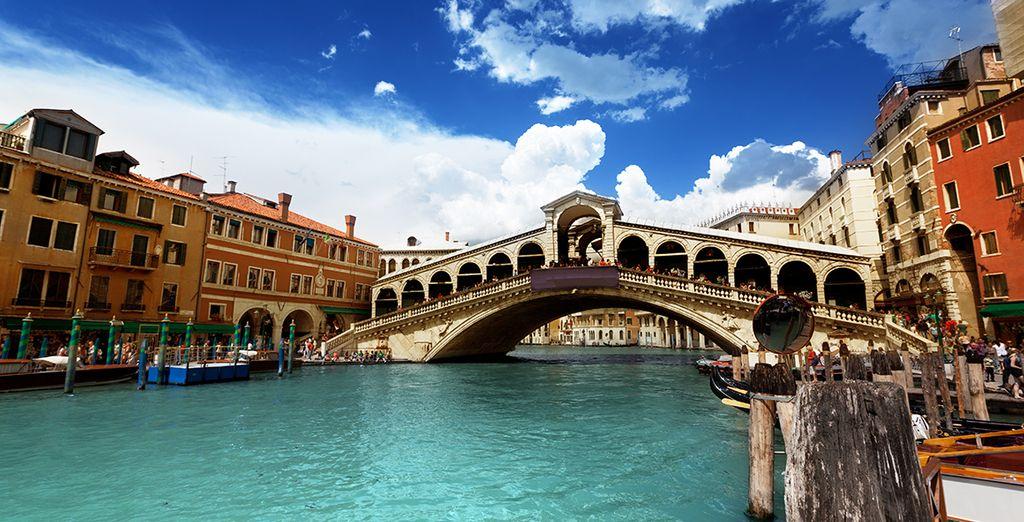 Guía de viaje Venecia