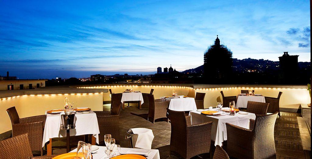 Hoteles en Nápoles
