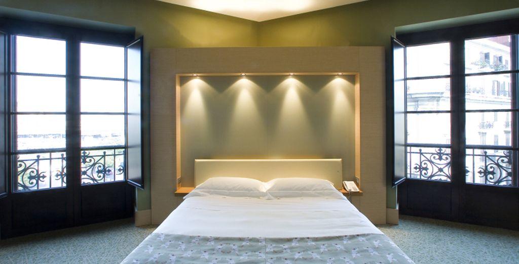 Ofertas de hoteles en Náapoles con encanto
