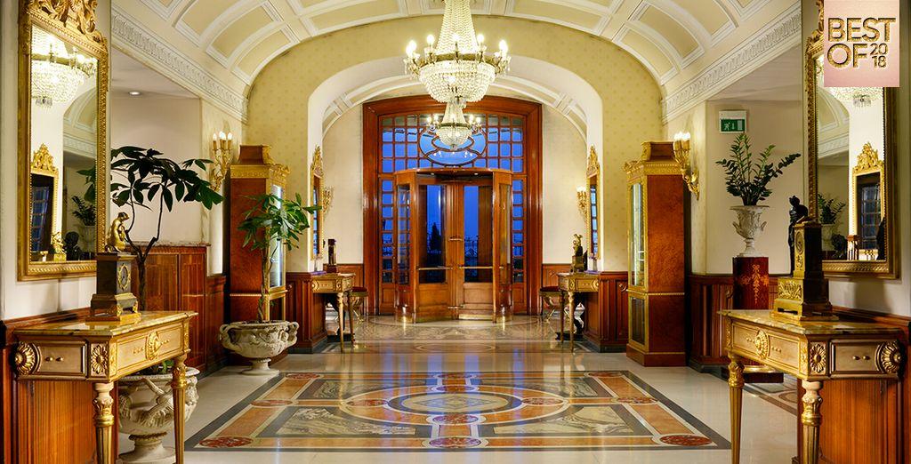 Servicios en Hoteles en Nápoles con Voyage Privé