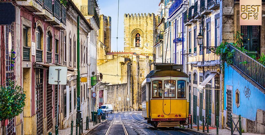 Vualo más hotel a Lisboa