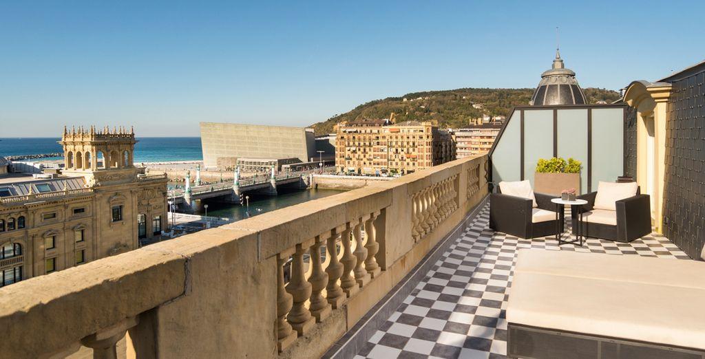 María Cristina 5* Luxury Collection en San Sebastián