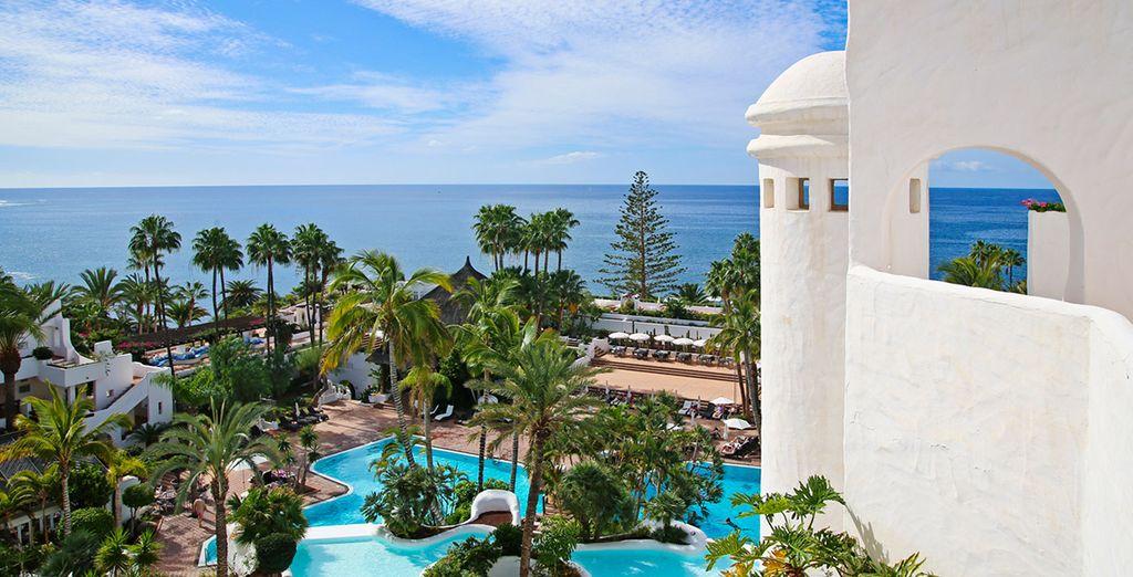 Vacaciones en Tenerife, viajes con vuelos más hoteles