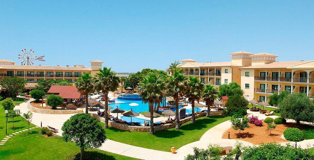 Hotel Sentido Mallorca Palace 5*