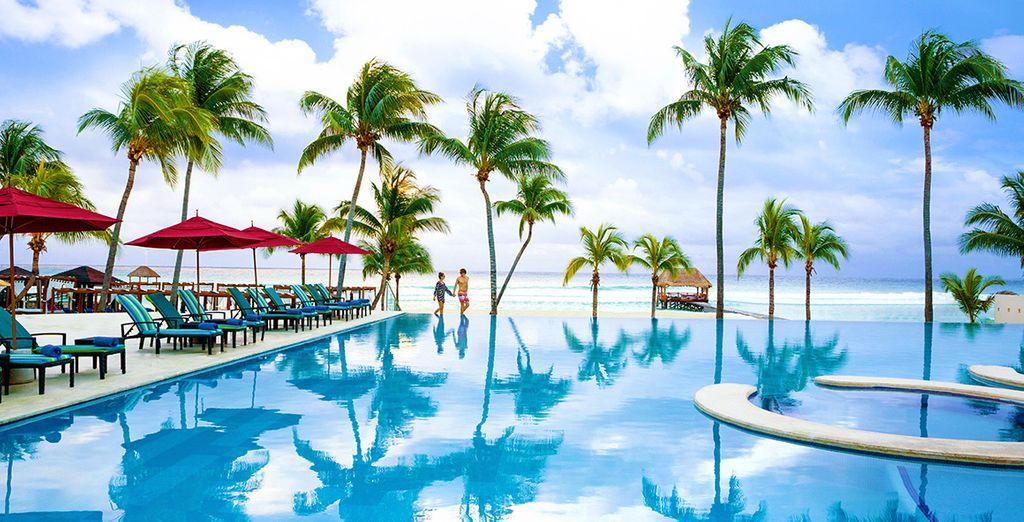 Vacaciones en familia a México, Riviera Maya, Cancún, Playa del Carmen, viajes, ofertas vuelos más hoteles