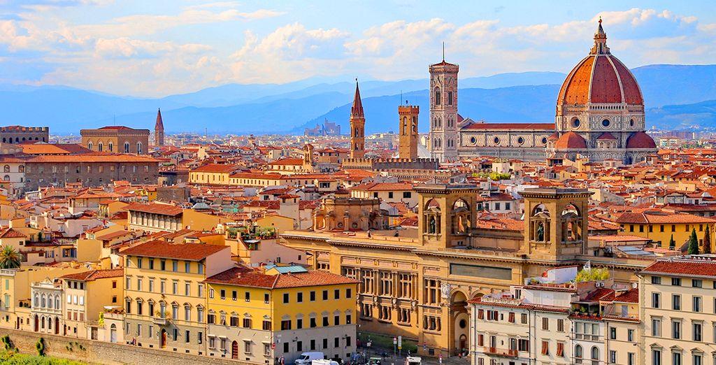 Guía de viajes Florencia