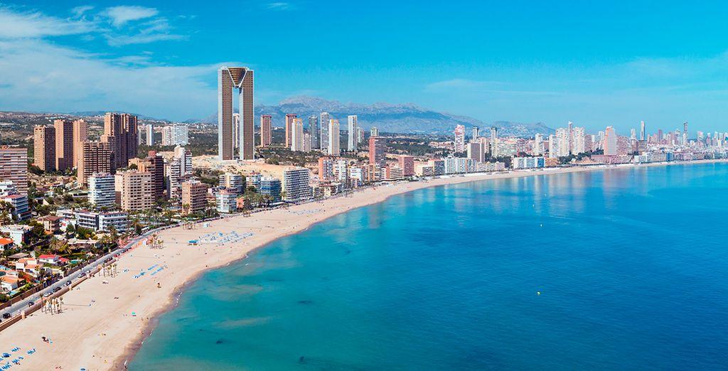 Vacaciones en Alicante con Voyage Privé, viajes y escapas en hoteles de lujo con precios hasta el 70% de descuentos