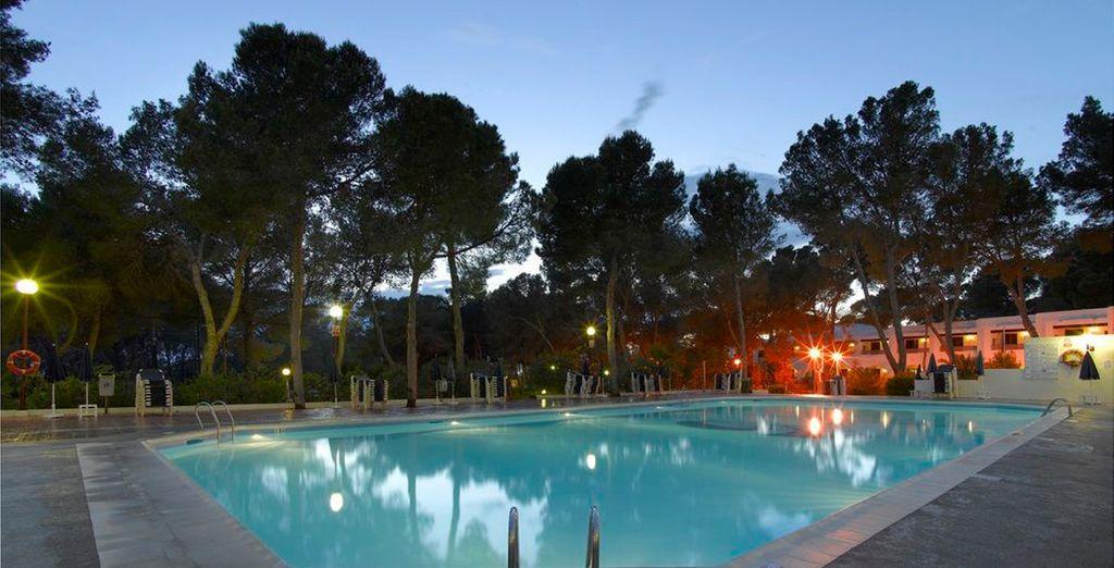 Fiesta Hotel Tanit en Ibiza