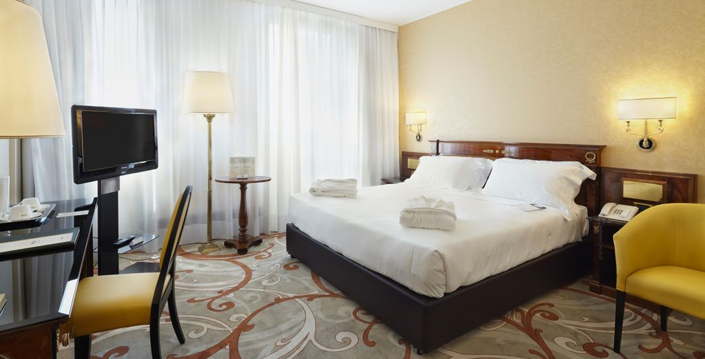 UNAHOTELS Hotel Scandinavia Milano en Milano