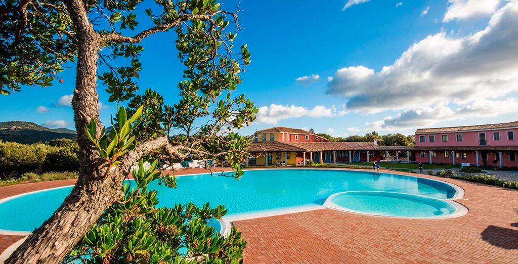 Hotel Orlando Resort en Ogliastra