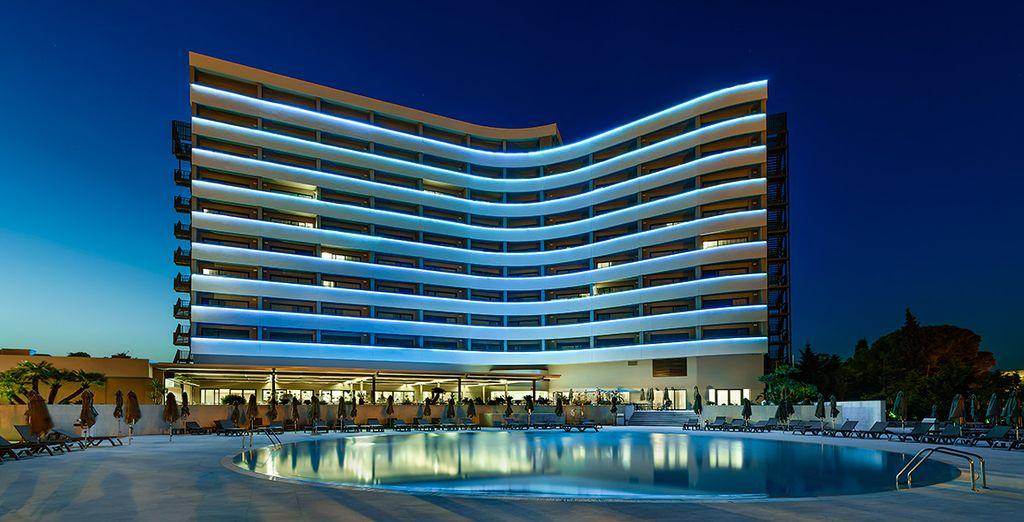 Jupiter Albufeira Hotel-Family & Fun 5* Hotel en Algarbe